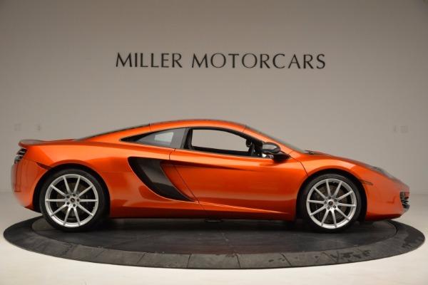 Used 2012 McLaren MP4-12C for sale Sold at Alfa Romeo of Westport in Westport CT 06880 9