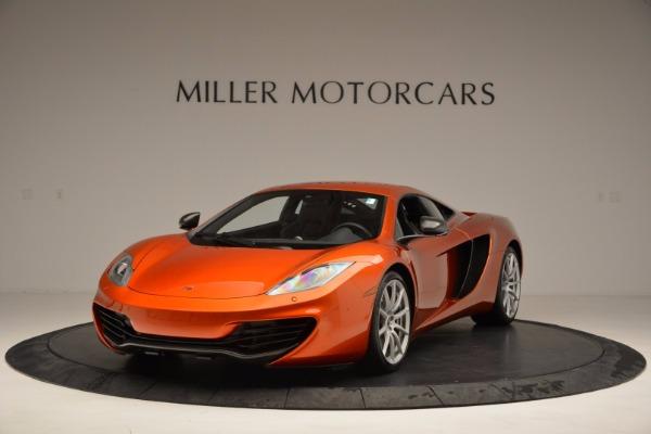 Used 2012 McLaren MP4-12C for sale Sold at Alfa Romeo of Westport in Westport CT 06880 1