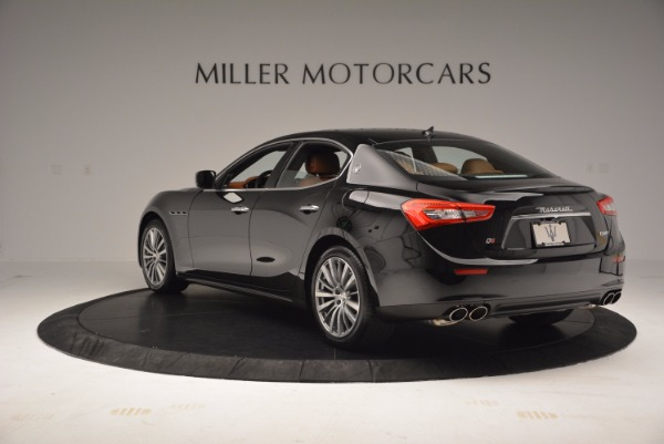 New 2017 Maserati Ghibli SQ4 for sale Sold at Alfa Romeo of Westport in Westport CT 06880 6
