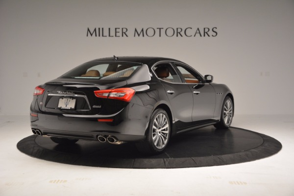 New 2017 Maserati Ghibli SQ4 for sale Sold at Alfa Romeo of Westport in Westport CT 06880 7