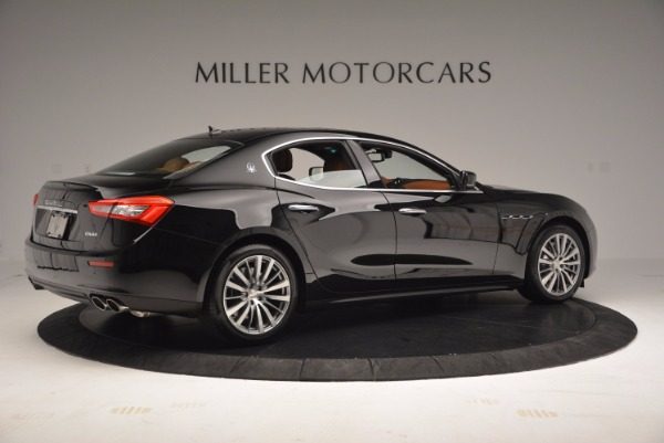 New 2017 Maserati Ghibli SQ4 for sale Sold at Alfa Romeo of Westport in Westport CT 06880 8