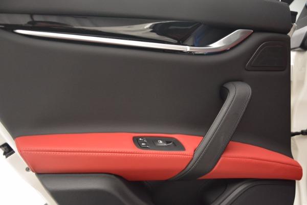 New 2017 Maserati Ghibli S Q4 for sale Sold at Alfa Romeo of Westport in Westport CT 06880 27