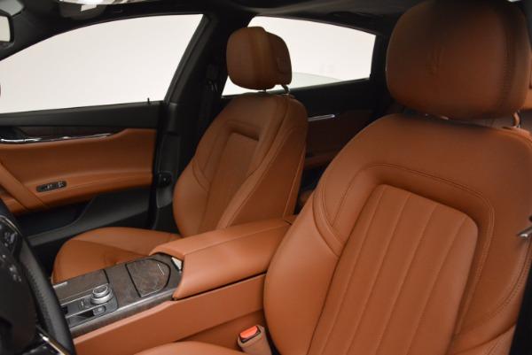 New 2017 Maserati Quattroporte S Q4 for sale Sold at Alfa Romeo of Westport in Westport CT 06880 13