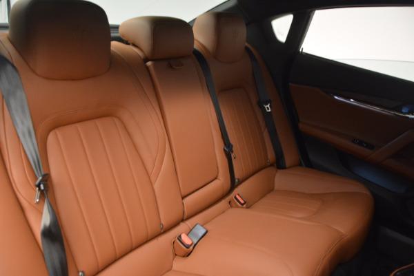 New 2017 Maserati Quattroporte S Q4 for sale Sold at Alfa Romeo of Westport in Westport CT 06880 23