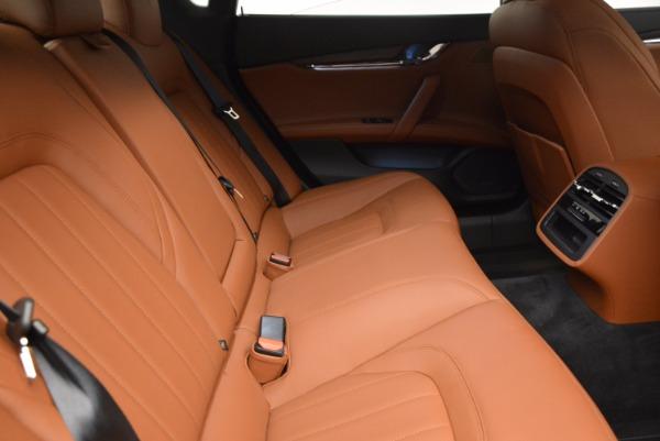 New 2017 Maserati Quattroporte S Q4 for sale Sold at Alfa Romeo of Westport in Westport CT 06880 24