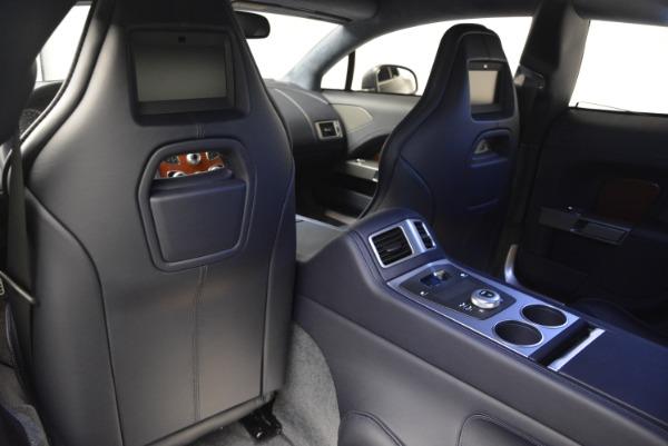 New 2016 Aston Martin Rapide S Base for sale Sold at Alfa Romeo of Westport in Westport CT 06880 18