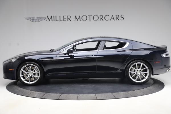 New 2016 Aston Martin Rapide S Base for sale Sold at Alfa Romeo of Westport in Westport CT 06880 2
