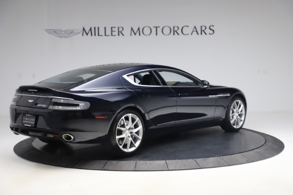 New 2016 Aston Martin Rapide S Base for sale Sold at Alfa Romeo of Westport in Westport CT 06880 7