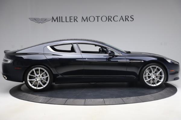 New 2016 Aston Martin Rapide S Base for sale Sold at Alfa Romeo of Westport in Westport CT 06880 9