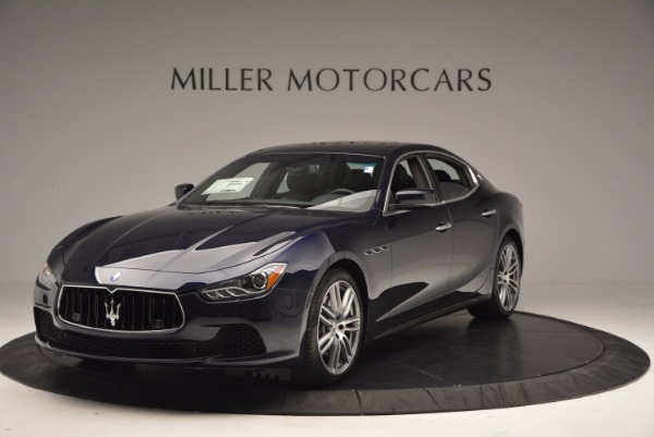 New 2017 Maserati Ghibli S Q4 for sale Sold at Alfa Romeo of Westport in Westport CT 06880 1