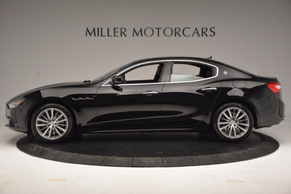 New 2017 Maserati Ghibli SQ4 for sale Sold at Alfa Romeo of Westport in Westport CT 06880 3