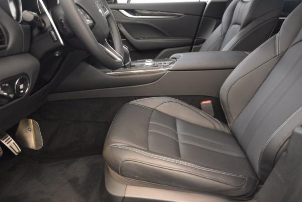 Used 2017 Maserati Levante for sale Sold at Alfa Romeo of Westport in Westport CT 06880 14
