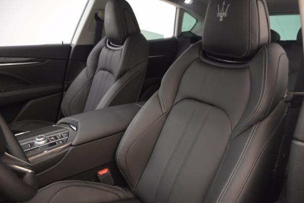 Used 2017 Maserati Levante for sale Sold at Alfa Romeo of Westport in Westport CT 06880 15