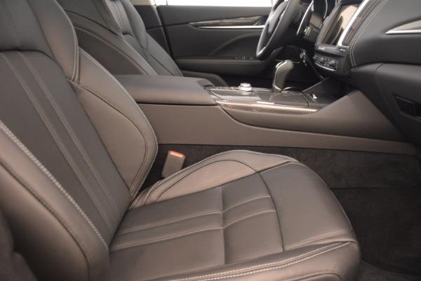 Used 2017 Maserati Levante for sale Sold at Alfa Romeo of Westport in Westport CT 06880 22
