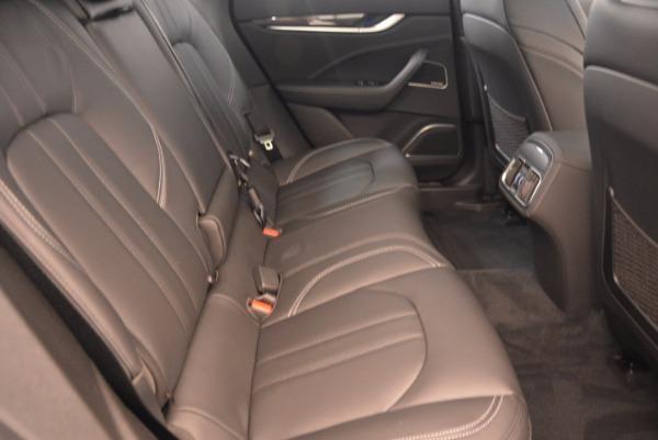 Used 2017 Maserati Levante for sale Sold at Alfa Romeo of Westport in Westport CT 06880 25