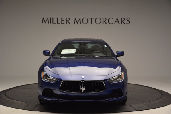 New 2017 Maserati Ghibli S Q4 for sale Sold at Alfa Romeo of Westport in Westport CT 06880 12