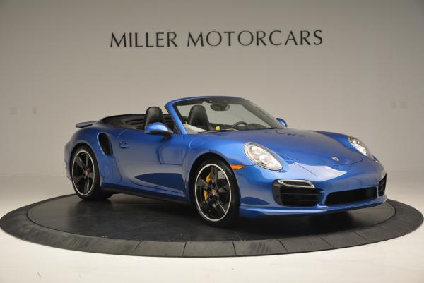 Used 2014 Porsche 911 Turbo S for sale Sold at Alfa Romeo of Westport in Westport CT 06880 12