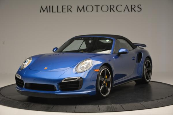 Used 2014 Porsche 911 Turbo S for sale Sold at Alfa Romeo of Westport in Westport CT 06880 13