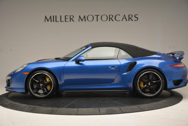 Used 2014 Porsche 911 Turbo S for sale Sold at Alfa Romeo of Westport in Westport CT 06880 14