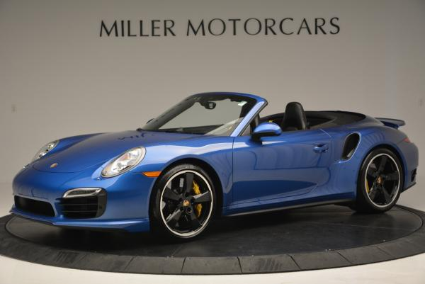 Used 2014 Porsche 911 Turbo S for sale Sold at Alfa Romeo of Westport in Westport CT 06880 2