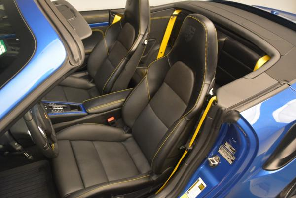 Used 2014 Porsche 911 Turbo S for sale Sold at Alfa Romeo of Westport in Westport CT 06880 21