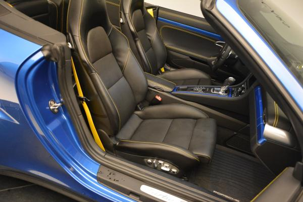 Used 2014 Porsche 911 Turbo S for sale Sold at Alfa Romeo of Westport in Westport CT 06880 23
