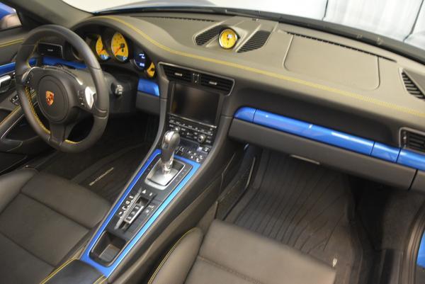 Used 2014 Porsche 911 Turbo S for sale Sold at Alfa Romeo of Westport in Westport CT 06880 24