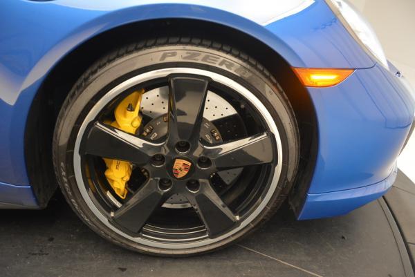 Used 2014 Porsche 911 Turbo S for sale Sold at Alfa Romeo of Westport in Westport CT 06880 27