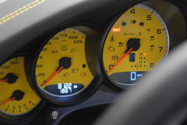Used 2014 Porsche 911 Turbo S for sale Sold at Alfa Romeo of Westport in Westport CT 06880 28