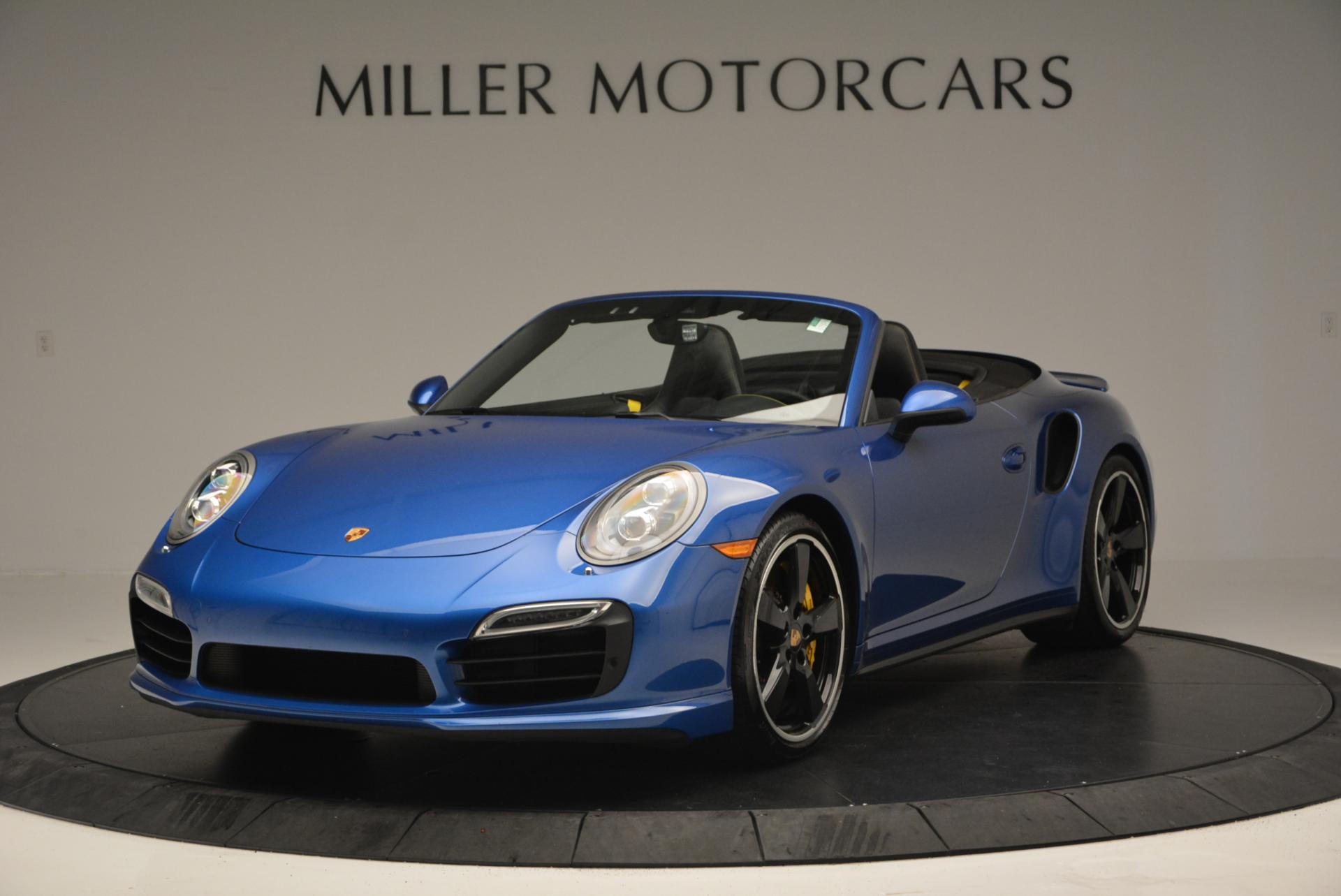 Used 2014 Porsche 911 Turbo S for sale Sold at Alfa Romeo of Westport in Westport CT 06880 1