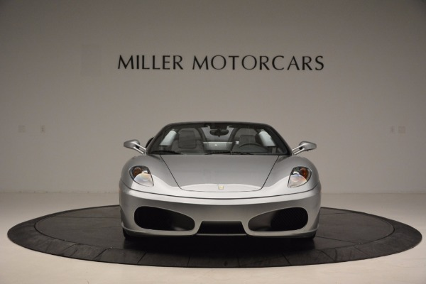 Used 2007 Ferrari F430 Spider for sale $121,900 at Alfa Romeo of Westport in Westport CT 06880 12