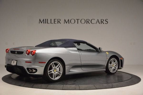 Used 2007 Ferrari F430 Spider for sale $121,900 at Alfa Romeo of Westport in Westport CT 06880 20