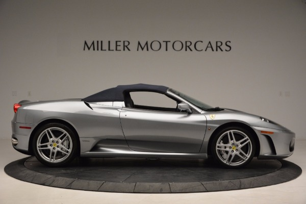 Used 2007 Ferrari F430 Spider for sale $121,900 at Alfa Romeo of Westport in Westport CT 06880 21