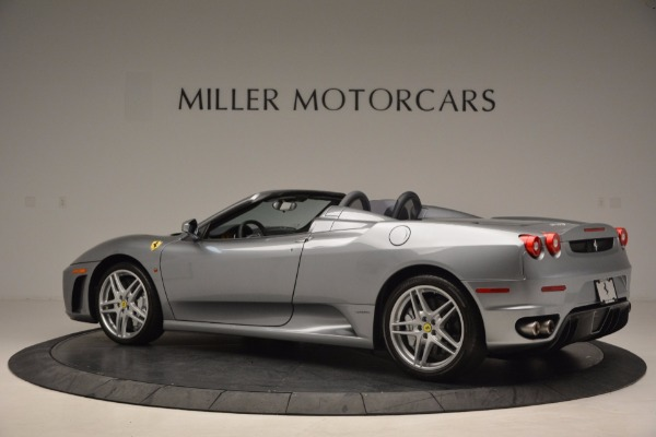 Used 2007 Ferrari F430 Spider for sale $121,900 at Alfa Romeo of Westport in Westport CT 06880 4