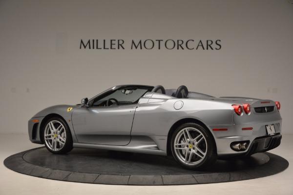 Used 2007 Ferrari F430 Spider for sale Sold at Alfa Romeo of Westport in Westport CT 06880 4
