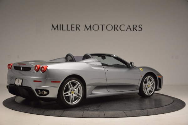 Used 2007 Ferrari F430 Spider for sale $121,900 at Alfa Romeo of Westport in Westport CT 06880 8