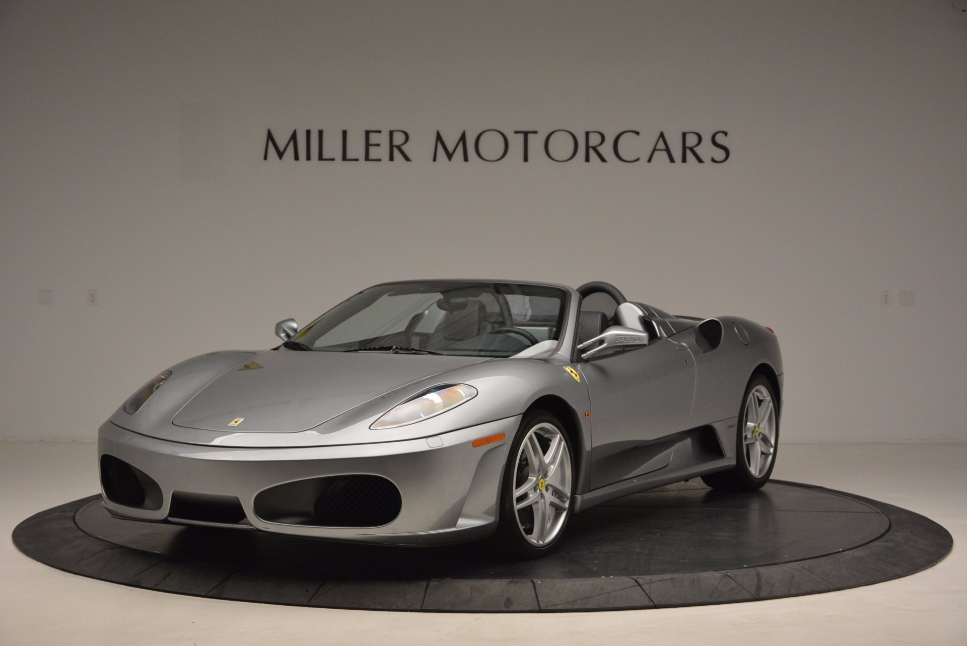Used 2007 Ferrari F430 Spider for sale $121,900 at Alfa Romeo of Westport in Westport CT 06880 1