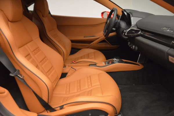 Used 2011 Ferrari 458 Italia for sale Sold at Alfa Romeo of Westport in Westport CT 06880 18