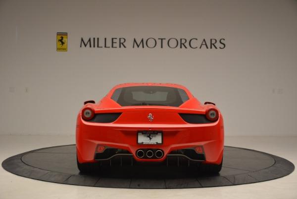 Used 2011 Ferrari 458 Italia for sale Sold at Alfa Romeo of Westport in Westport CT 06880 6