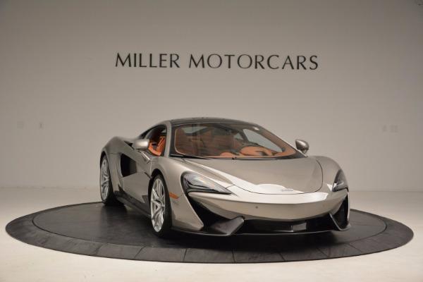 Used 2017 McLaren 570GT for sale Sold at Alfa Romeo of Westport in Westport CT 06880 11