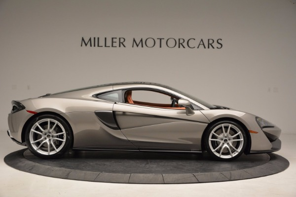 Used 2017 McLaren 570GT for sale Sold at Alfa Romeo of Westport in Westport CT 06880 9