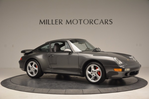 Used 1996 Porsche 911 Turbo for sale Sold at Alfa Romeo of Westport in Westport CT 06880 10