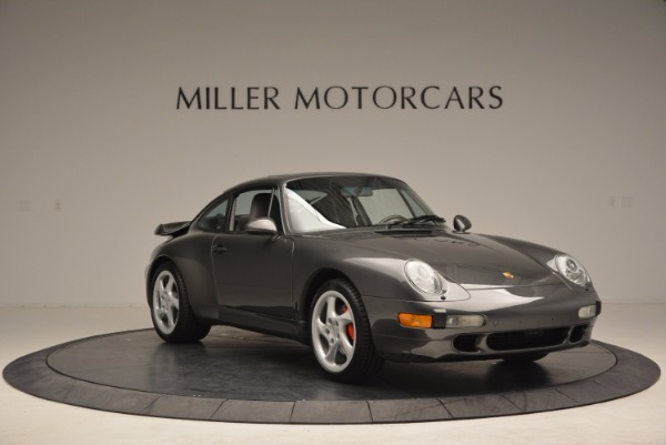 Used 1996 Porsche 911 Turbo for sale Sold at Alfa Romeo of Westport in Westport CT 06880 11