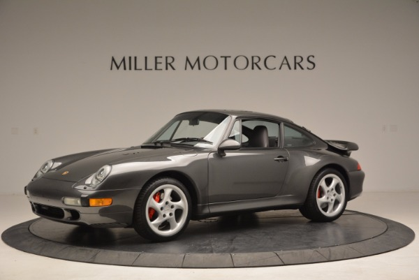 Used 1996 Porsche 911 Turbo for sale Sold at Alfa Romeo of Westport in Westport CT 06880 2