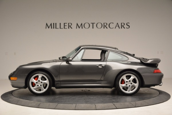 Used 1996 Porsche 911 Turbo for sale Sold at Alfa Romeo of Westport in Westport CT 06880 3