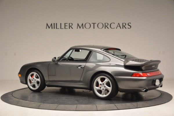 Used 1996 Porsche 911 Turbo for sale Sold at Alfa Romeo of Westport in Westport CT 06880 4