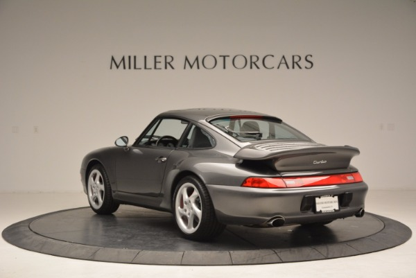 Used 1996 Porsche 911 Turbo for sale Sold at Alfa Romeo of Westport in Westport CT 06880 5