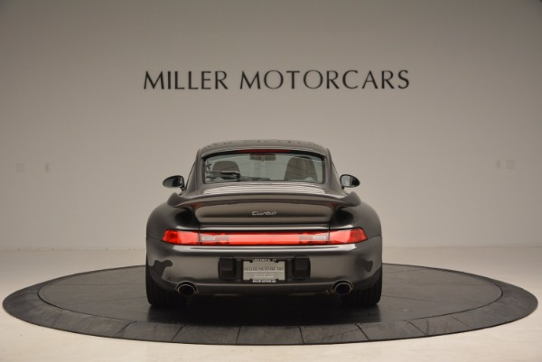 Used 1996 Porsche 911 Turbo for sale Sold at Alfa Romeo of Westport in Westport CT 06880 6
