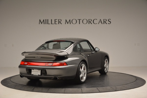 Used 1996 Porsche 911 Turbo for sale Sold at Alfa Romeo of Westport in Westport CT 06880 7