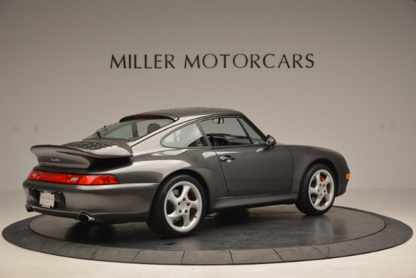 Used 1996 Porsche 911 Turbo for sale Sold at Alfa Romeo of Westport in Westport CT 06880 8